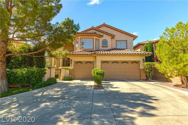 5607 San Palazzo Court, Las Vegas, NV 89141 (MLS #2218197) :: Hebert Group | Realty One Group