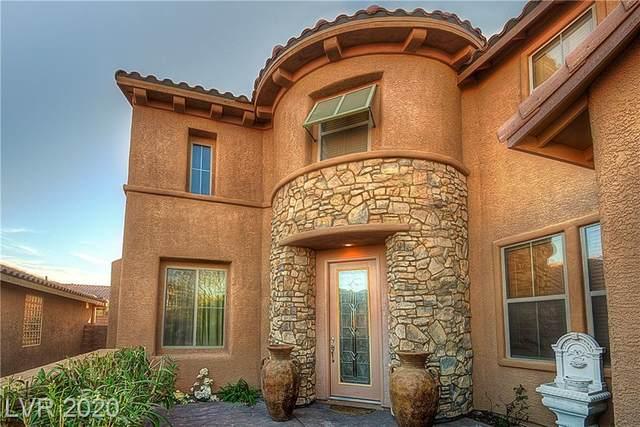 8421 Rushfield Avenue, Las Vegas, NV 89178 (MLS #2218205) :: Billy OKeefe   Berkshire Hathaway HomeServices