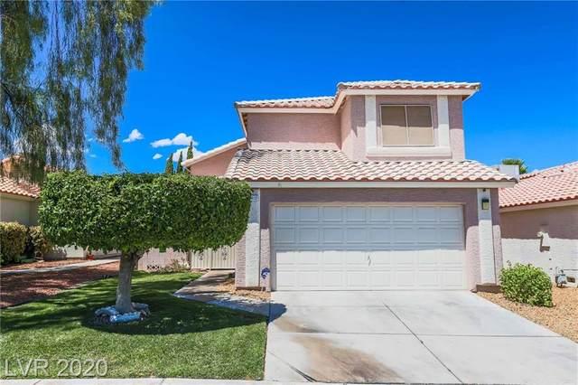 8412 Telescope Peak Court, Las Vegas, NV 89145 (MLS #2218228) :: Signature Real Estate Group