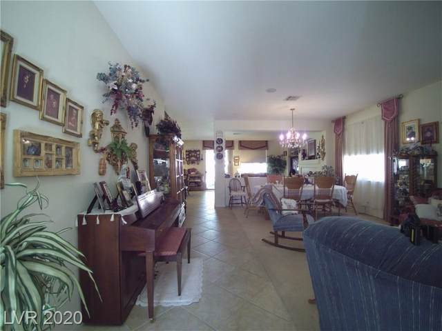 1000 Paradise View Street, Henderson, NV 89052 (MLS #2218236) :: Signature Real Estate Group