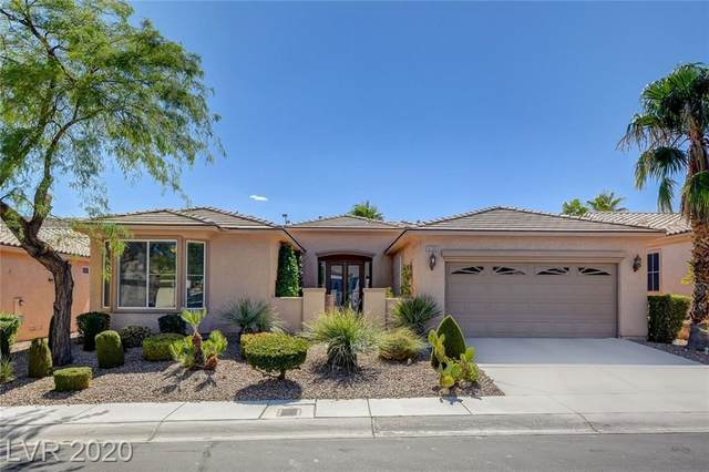 5135 Vincitor Street, Las Vegas, NV 89135 (MLS #2218263) :: Signature Real Estate Group