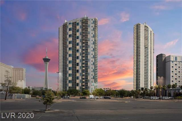 322 Karen Avenue #2501, Las Vegas, NV 89109 (MLS #2218264) :: Hebert Group | Realty One Group