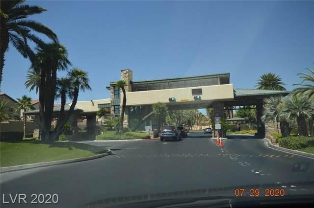 567 Halloran Springs Road, Las Vegas, NV 89148 (MLS #2218296) :: The Shear Team