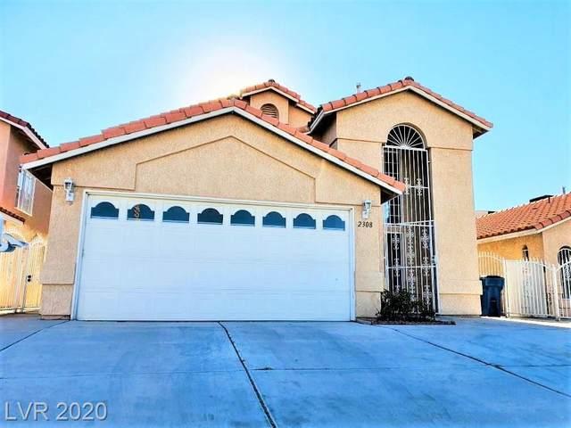 2308 Stockton Avenue, Las Vegas, NV 89104 (MLS #2218300) :: Hebert Group   Realty One Group