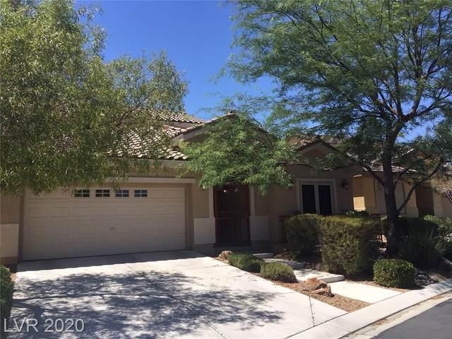 5753 Pleasant Palms Street, North Las Vegas, NV 89081 (MLS #2218301) :: Kypreos Team