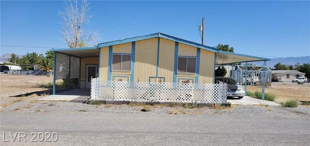 280 Jobella Lane, Pahrump, NV 89048 (MLS #2218302) :: The Mark Wiley Group | Keller Williams Realty SW