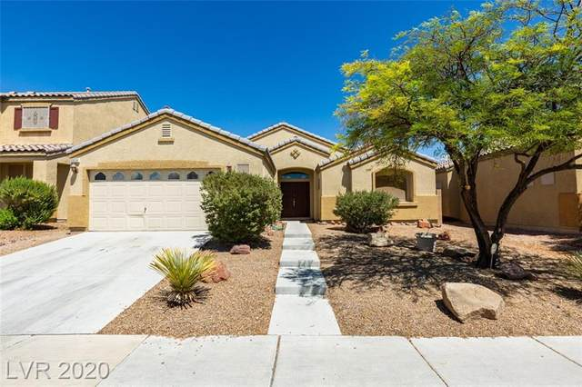 5836 Austin English Street, North Las Vegas, NV 89081 (MLS #2218304) :: The Mark Wiley Group | Keller Williams Realty SW