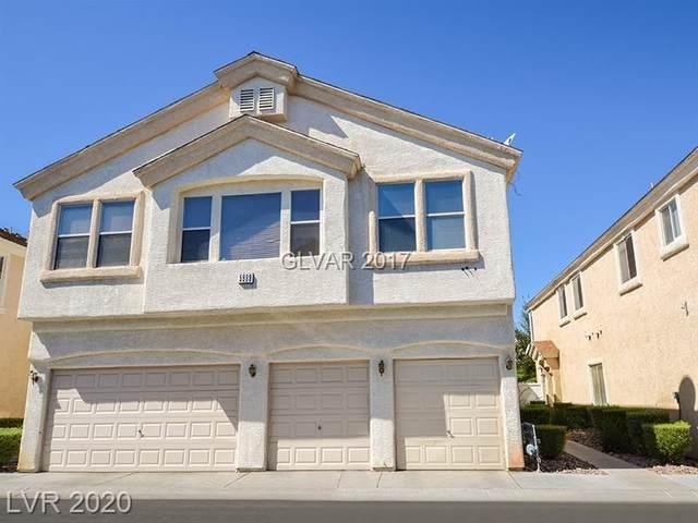 6378 Rusticated Stone Avenue #101, Henderson, NV 89011 (MLS #2218313) :: Jeffrey Sabel