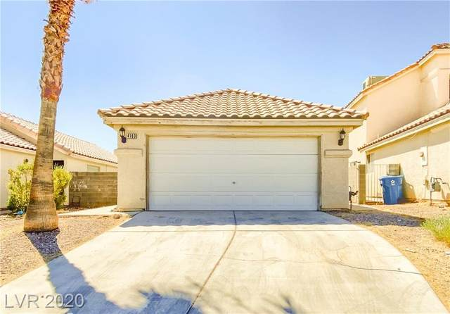 4163 Heller Drive, Las Vegas, NV 89115 (MLS #2218321) :: Helen Riley Group | Simply Vegas