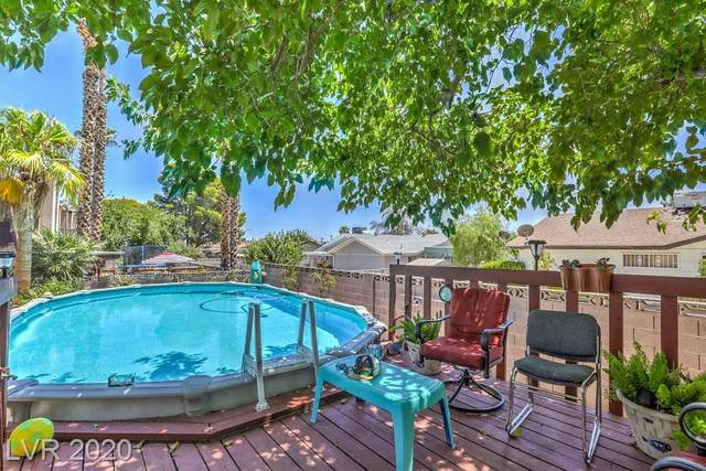 4539 El Canela, Las Vegas, NV 89121 (MLS #2218327) :: Signature Real Estate Group
