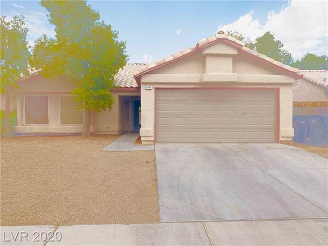 5040 Crystal Breeze Lane, North Las Vegas, NV 89031 (MLS #2218347) :: Performance Realty