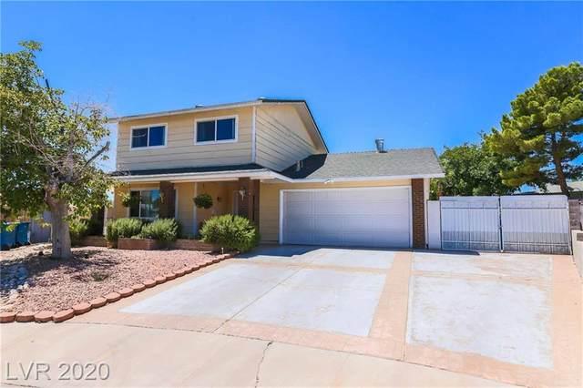 7225 Roe Court, Las Vegas, NV 89145 (MLS #2218363) :: Signature Real Estate Group