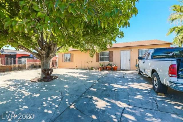 3701 Sarita Avenue, North Las Vegas, NV 89030 (MLS #2218368) :: Hebert Group | Realty One Group