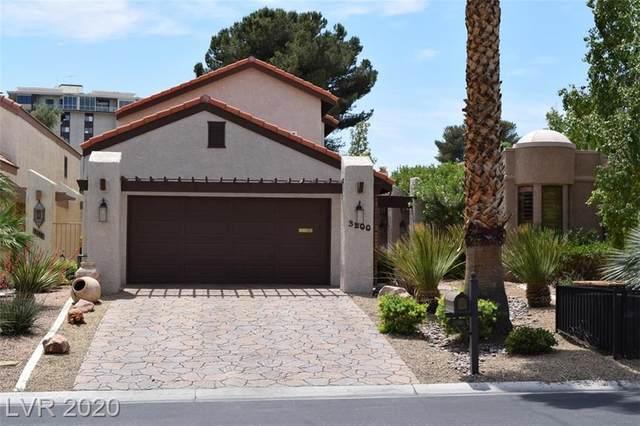 3200 Bel Air Drive, Las Vegas, NV 89109 (MLS #2218395) :: The Lindstrom Group