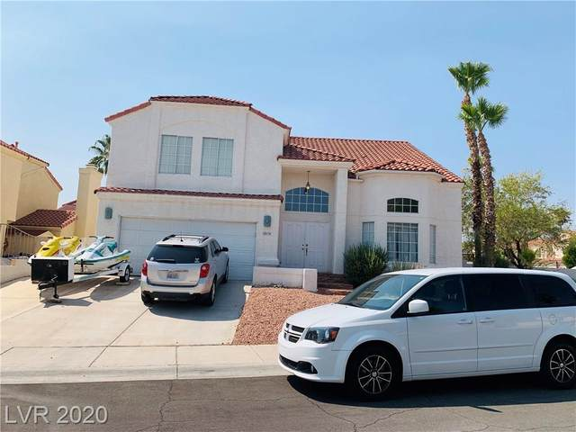 2616 Frontera Road, Henderson, NV 89074 (MLS #2218399) :: Realty One Group