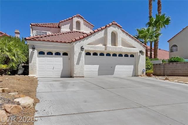 294 Comfort Drive, Henderson, NV 89074 (MLS #2218414) :: Signature Real Estate Group