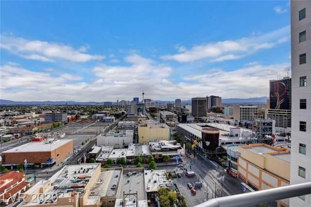 150 N Las Vegas Bl Boulevard #1909, Las Vegas, NV 89101 (MLS #2218422) :: Hebert Group   Realty One Group