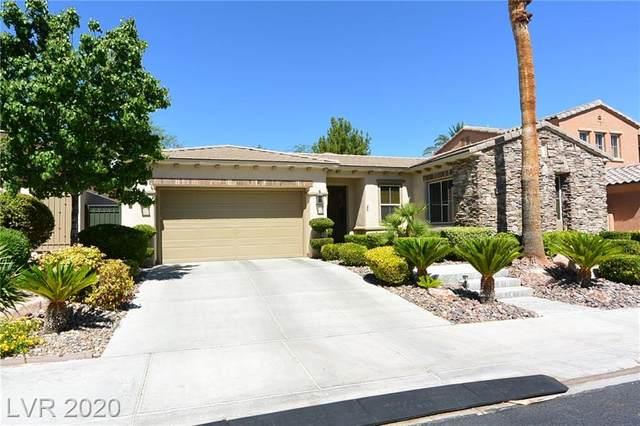 2481 Hollow Rock Court, Las Vegas, NV 89135 (MLS #2218446) :: The Lindstrom Group