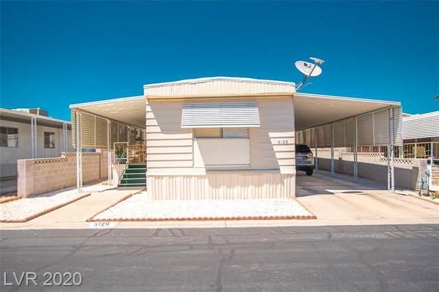 5128 Ridge Drive, Las Vegas, NV 89103 (MLS #2218455) :: Performance Realty