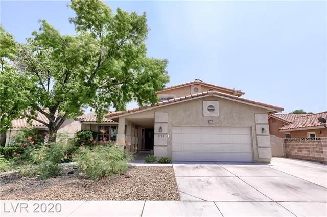 3724 Rockland Drive, Las Vegas, NV 89129 (MLS #2218469) :: The Lindstrom Group