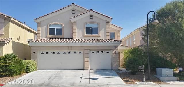 172 Flying Hills Avenue, Las Vegas, NV 89148 (MLS #2218484) :: Hebert Group | Realty One Group