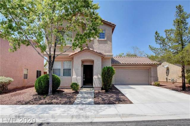 2629 Cottonwillow Street, Las Vegas, NV 89135 (MLS #2218488) :: Billy OKeefe | Berkshire Hathaway HomeServices