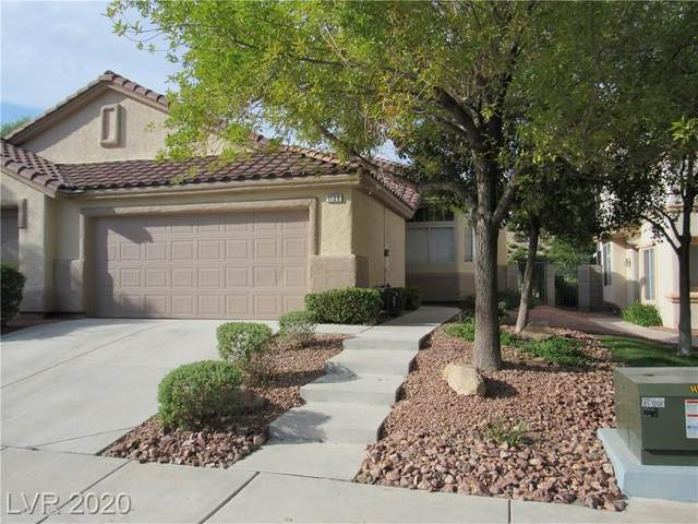 1139 Scenic Crest Drive, Henderson, NV 89052 (MLS #2218533) :: Signature Real Estate Group