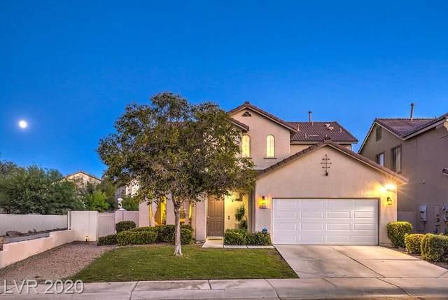 3021 Via Sarafina Drive, Henderson, NV 89052 (MLS #2218537) :: Signature Real Estate Group