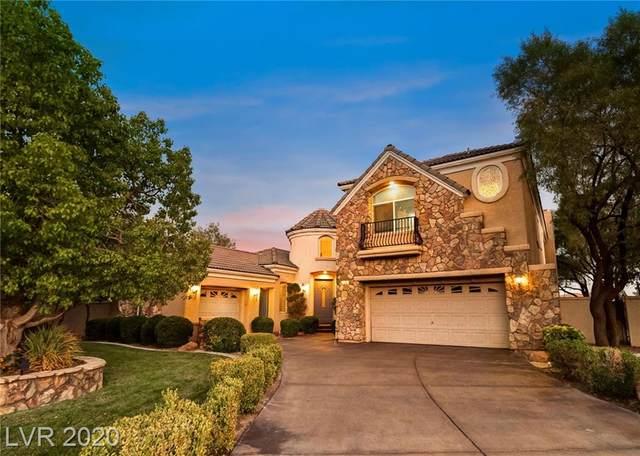 328 Onyx Crest Street, Las Vegas, NV 89145 (MLS #2218554) :: Hebert Group   Realty One Group