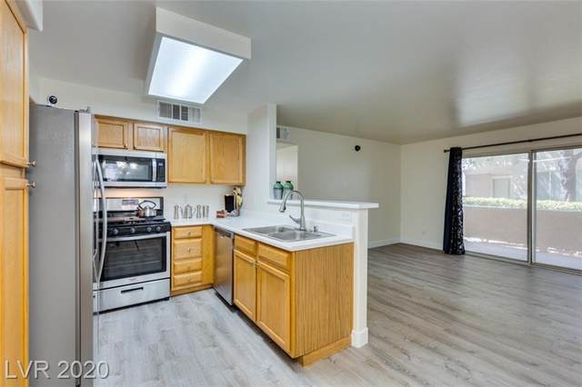 3085 Casey Drive #103, Las Vegas, NV 89120 (MLS #2218563) :: The Lindstrom Group