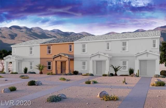 4502 Rabnor Circle Lot 142, Las Vegas, NV 89115 (MLS #2218564) :: Hebert Group | Realty One Group