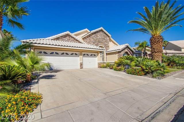 2398 Goldfire Circle, Henderson, NV 89052 (MLS #2218568) :: Realty One Group