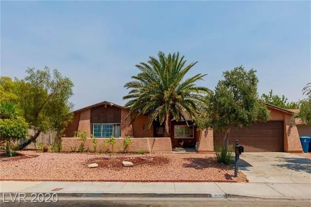 5330 Pearl Street, Las Vegas, NV 89120 (MLS #2218592) :: The Lindstrom Group