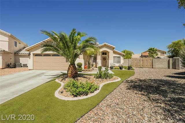 6017 Morning Creek Court, Las Vegas, NV 89130 (MLS #2218602) :: Performance Realty
