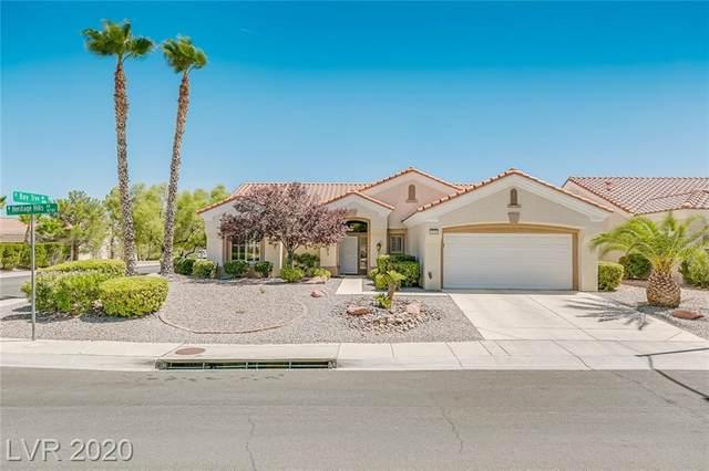10701 Heritage Hills Drive, Las Vegas, NV 89134 (MLS #2218603) :: Hebert Group | Realty One Group