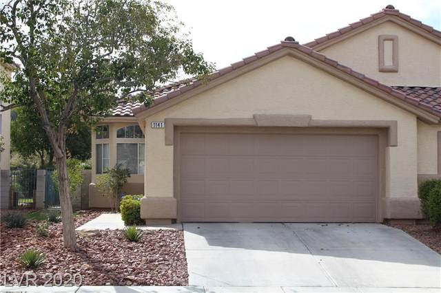1141 Scenic Crest Drive, Henderson, NV 89052 (MLS #2218605) :: Signature Real Estate Group