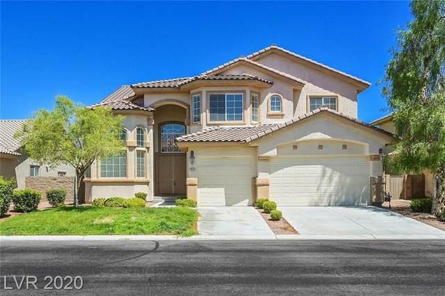 10644 San Sicily Street, Las Vegas, NV 89141 (MLS #2218607) :: Billy OKeefe | Berkshire Hathaway HomeServices
