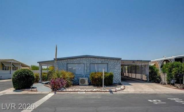 4955 Ridge Drive, Las Vegas, NV 89103 (MLS #2218611) :: Performance Realty