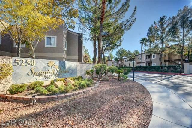5250 Rainbow Boulevard #2120, Las Vegas, NV 89118 (MLS #2218619) :: Hebert Group | Realty One Group
