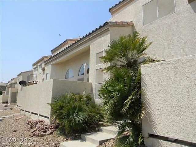 5450 Morris Street #1224, Las Vegas, NV 89122 (MLS #2218622) :: The Lindstrom Group