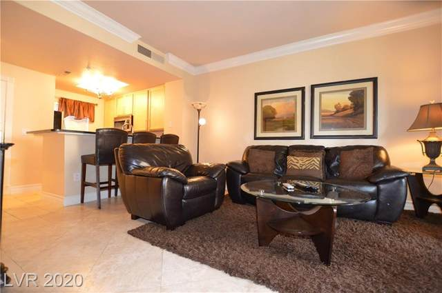 210 Flamingo Road #331, Las Vegas, NV 89169 (MLS #2218632) :: The Lindstrom Group