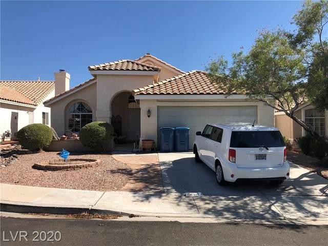 6481 Mountain Mesa Avenue, Las Vegas, NV 89156 (MLS #2218636) :: Jeffrey Sabel