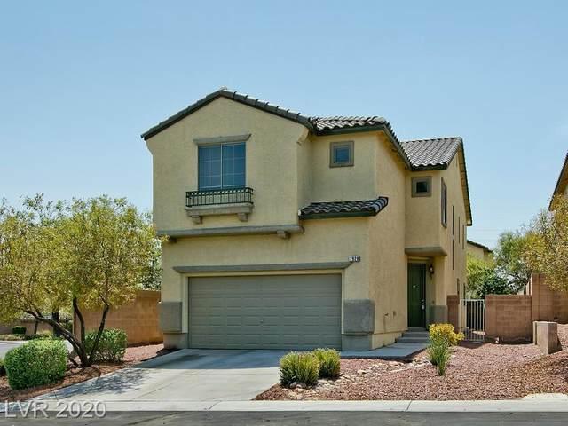 2929 Salado Creek Avenue, North Las Vegas, NV 89081 (MLS #2218640) :: Hebert Group | Realty One Group