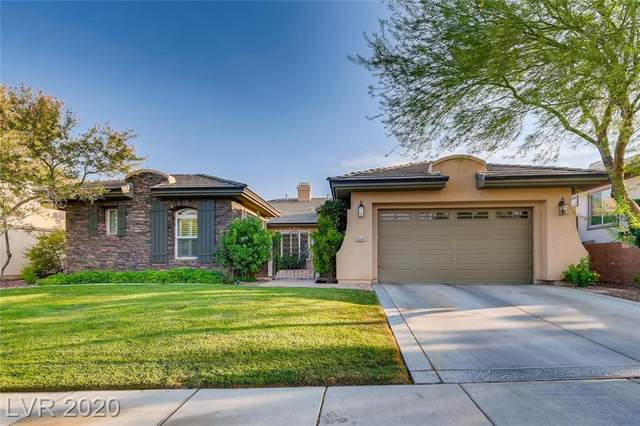 11541 Bohemian Forest Avenue, Las Vegas, NV 89138 (MLS #2218650) :: Realty One Group