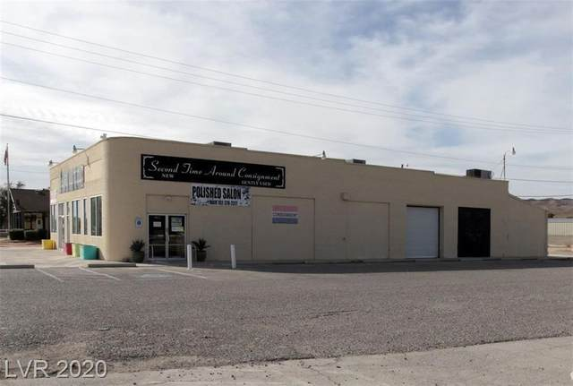 3165 Moapa Valley Boulevard, Logandale, NV 89021 (MLS #2218661) :: Performance Realty