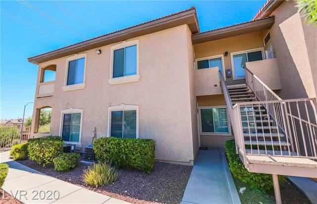 3574 Desert Cliff Street #103, Las Vegas, NV 89129 (MLS #2218670) :: Performance Realty