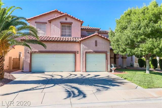 570 Artrea Place, Las Vegas, NV 89123 (MLS #2218677) :: Performance Realty
