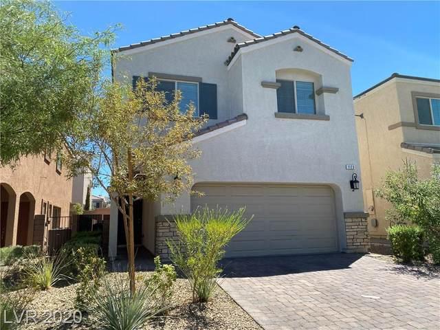 1123 Bradley Bay Avenue, Henderson, NV 89014 (MLS #2218678) :: Signature Real Estate Group