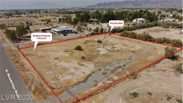 4230 Woodchips Road, Pahrump, NV 89060 (MLS #2218695) :: Jeffrey Sabel
