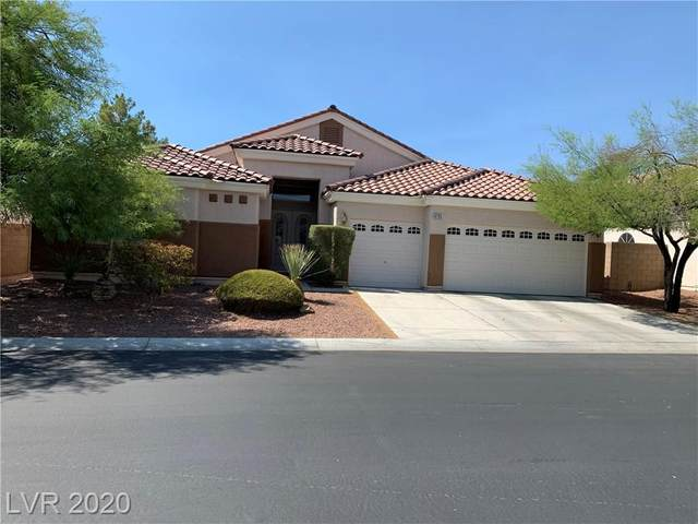 8795 Tangerine Sky Avenue, Las Vegas, NV 89178 (MLS #2218719) :: The Lindstrom Group